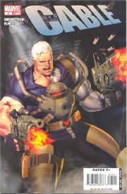 Cable #5 (2008) Marvel comic book